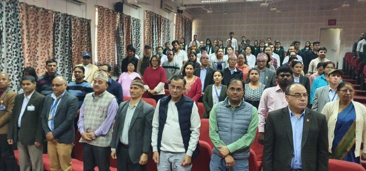 हिमालय बचाउ आन्दोलनका क्रममा सुनसरीमा बृह्त गोष्ठी